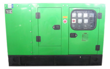 Silent Diesel Generating Set Deutz With Stamford Standby Power 253kva / 202kw 400V 50HZ