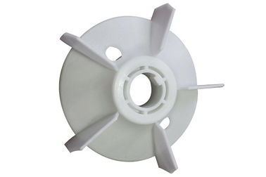 Strong Flexibility Easy Spare Parts Y2 Fan Blade For 100# Frame Aluminum Housing Motor