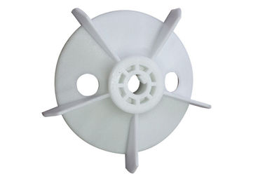 Plastic PP Material Water Pump Parts Y2 Fan Blade Fit 63# Frame Three Phase Motor